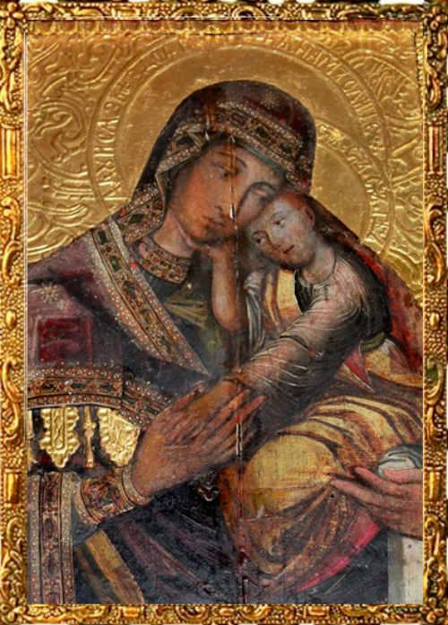 Челнской иконы Матери Божией