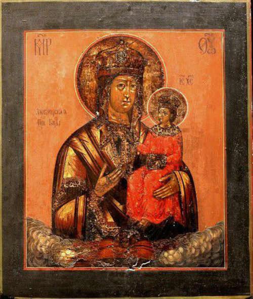 Любечской (XI) Матери Божией