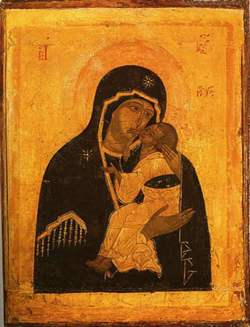 Божией Матери: Ярославской (XIII)