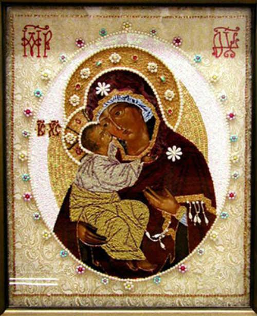 Жировицкой Матери Божией