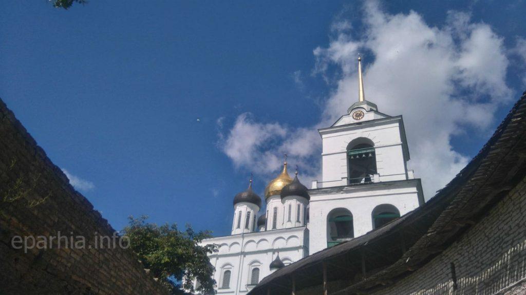 Собор Святой Троицы Псков - фотография