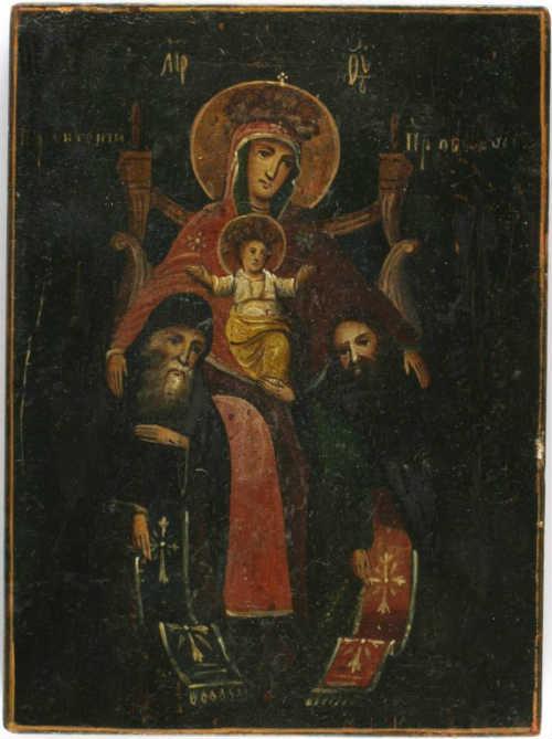 Ярославской (Печерской) (1823) иконы