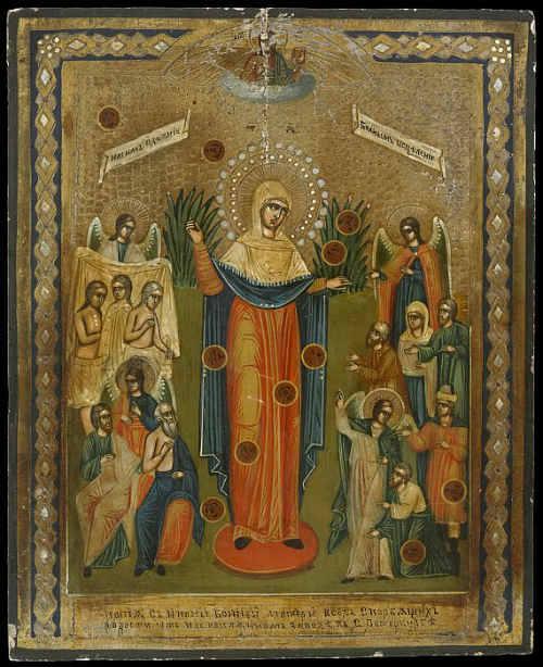 Иконы Божией матери, именуемой