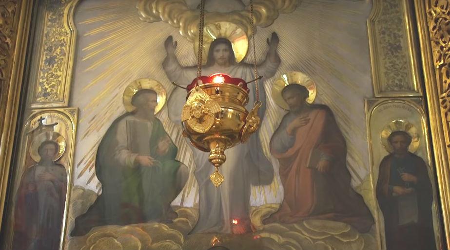 Икона Преображения Господня в Москве
