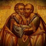 О святых первоверховных апостолах Петре и Павле