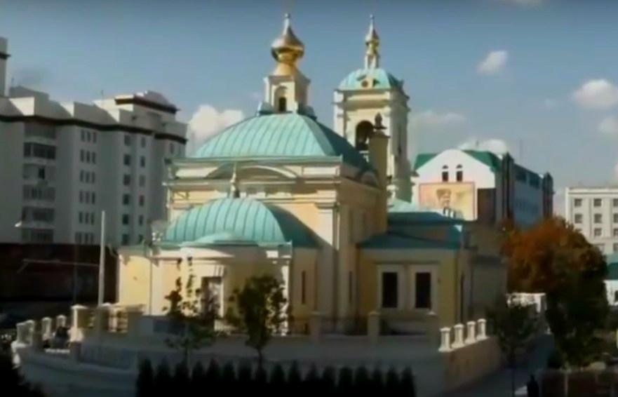 Преображенский храм в Москве