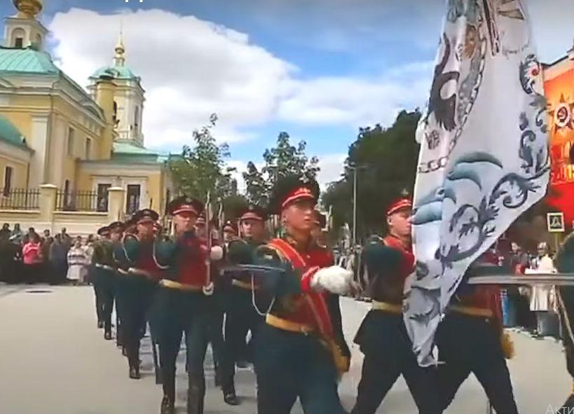 Преображенский полк, курсанты