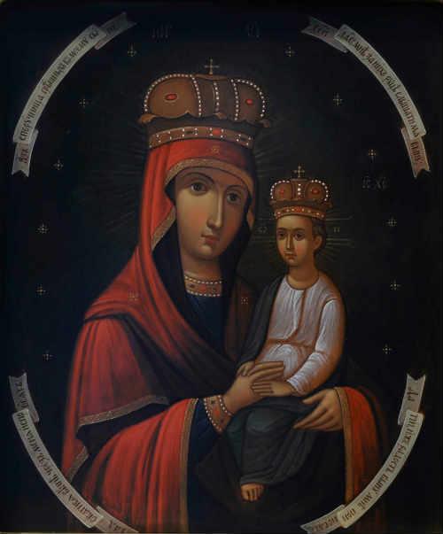 Иконы Матери Божией именуемой