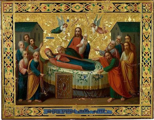Икон Матери Божией: Успения Киево-Печерской