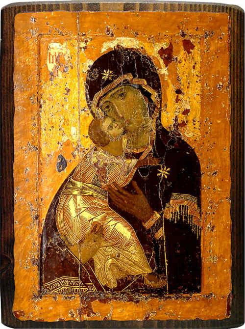 Владимирской иконы Матери Божией