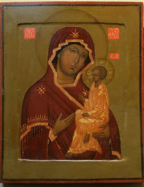 Югской иконы Матери Божией (1615)