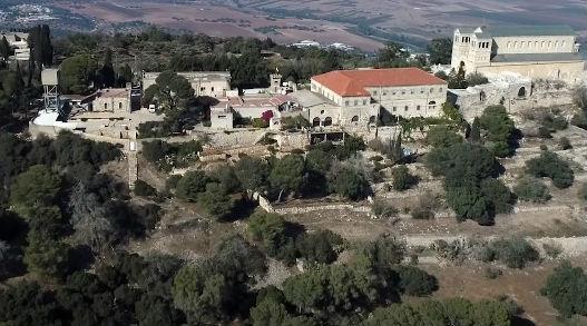 Женский монастырь, гора Фавор