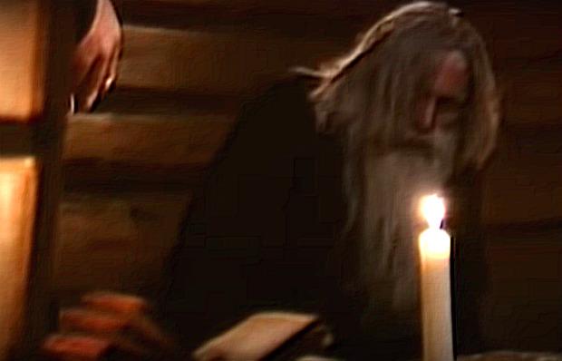Старец Давид в Муромском монастыре