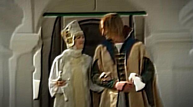 Венчание Петра и Февронии