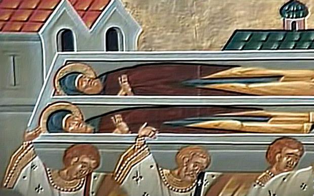 Святые муромские чудотворцы Петр и Феврония