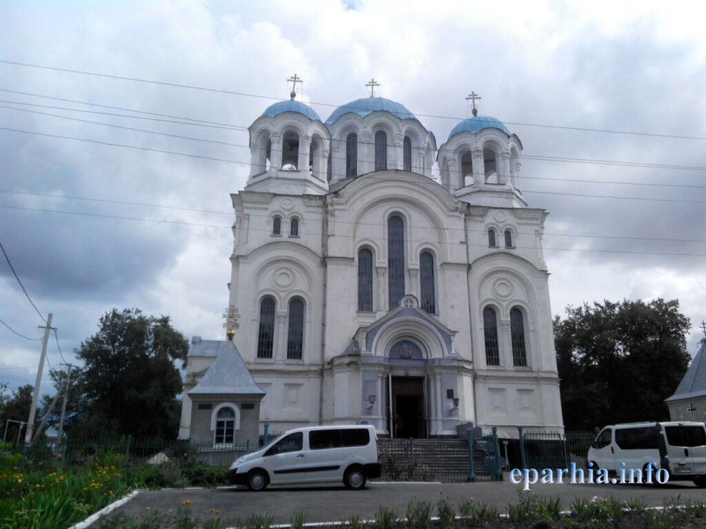 Трех-Анастасиевский храм фото