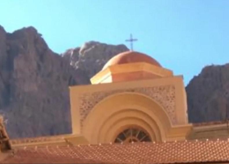Монастырь святой Екатерины Египет