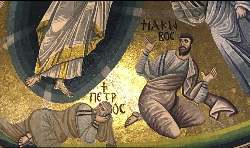 Фрески в Монастыре св. Екатерины