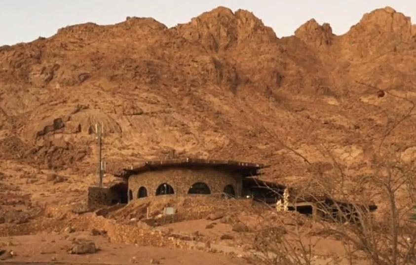 Святые места - гора Синай Египет