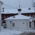 Часовня святителя Николая Чудотворца в Костроме