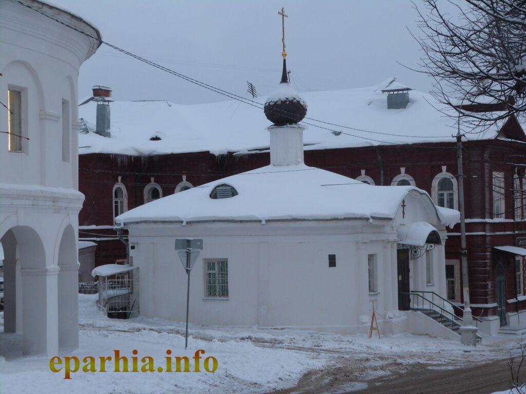 Церковь, часовня. Кострома