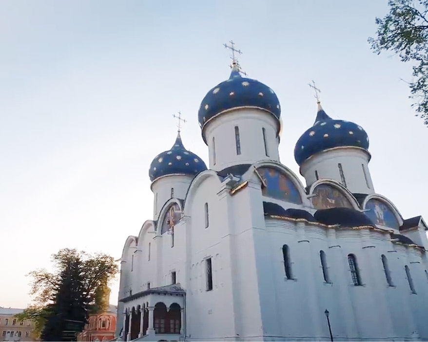 Троицкий Собор Сергиев Посад